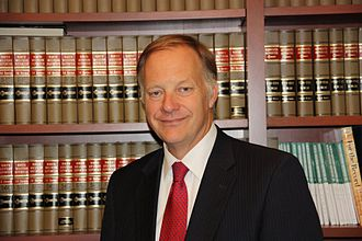 Barry Anderson - Image: Justice Barry Anderson