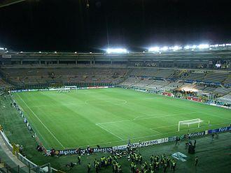 Stadio Olimpico Grande Torino - Image: Juventus v Chelsea, Champions League, Stadio Olimpico, Turin, 2009