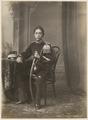 KITLV 10006 - Kassian Céphas - Javanese man in uniform, belonging to the family of Hamengkoe Buwono VII sultan of Yogyakarta - Around 1885.tif