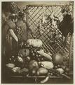 KITLV 26590 - Isidore van Kinsbergen - Fruit, game and poultry in Batavia - Around 1865.tif