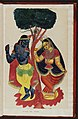 Kalighat pictures Indian gods f.14.jpg
