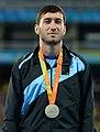 Kamil Aliyev at the 2016 Summer Paralympics – Men's long jump (T12) 15.jpg
