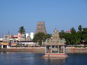 Mylapore - Kapaleeswarar Temple