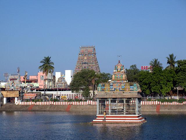 Kapaliswarar-Tempel