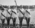 Karin Bauschke-Luck, Dagmar Holst, Ingelore Kremtz-Bahls, Inge Schneider-Gabriel, Inge Bartlog 1966c.jpg