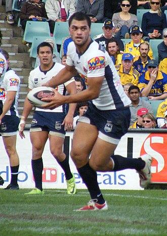 Karmichael Hunt - Hunt in 2009