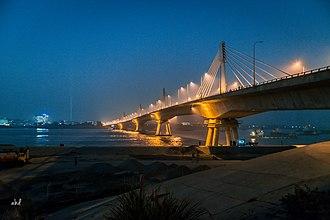 Karnaphuli River - New Karnaphuli Bridge