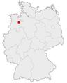 Karta wildeshausen i tyskland.PNG