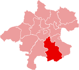 Bezirk Kirchdorf an der Krems location map
