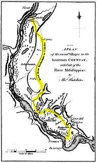 Kaskaskia–Cahokia Trail