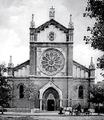 Kathedrale St. Josef in Bukarest um 1900.png