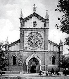 Catedrala Sfântul Iosif din București - Wikipedia