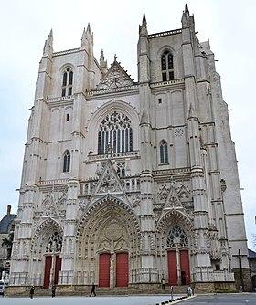 Image illustrative de l'article Cathédrale Saint-Pierre-et-Saint-Paul de Nantes