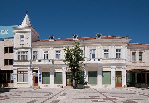 Kavarna main street