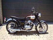 Kawasaki W650 Wikipedia