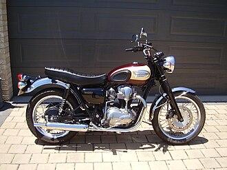 Kawasaki W650 - 2000 W650