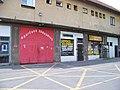 Kbely, Toužimská 40, hasičská zbrojnice a obchod.jpg