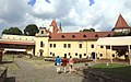 Kežmarok Castle countryard 2015 1.jpg