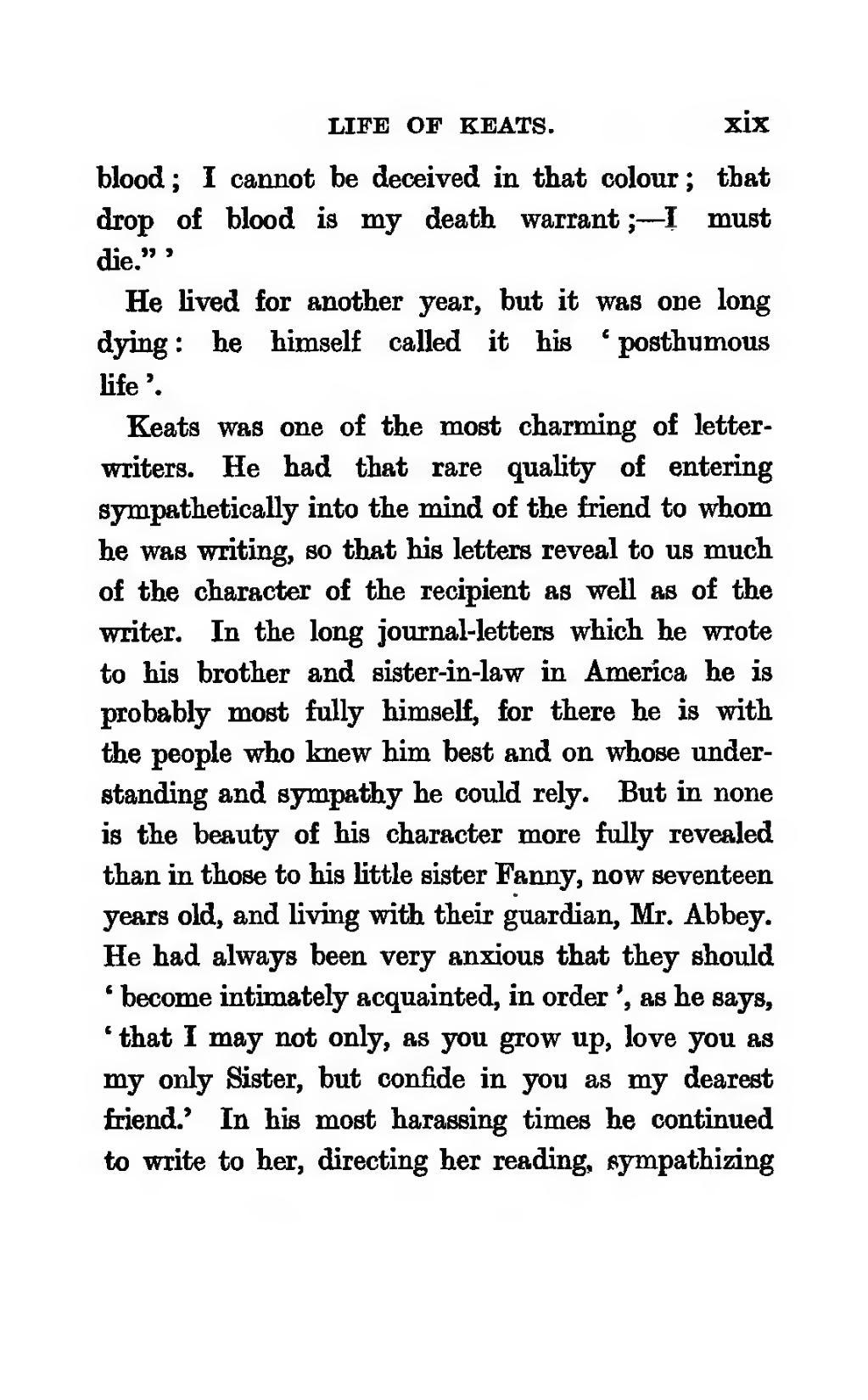 Pagekeats Poems Published In 1820 Robertson 1909djvu