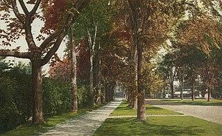 Lenox (CDP), Massachusetts Census-designated place in Massachusetts, United States