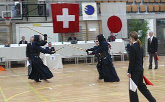 European Kendo Federation - Competition contested by the member nations of European Kendo Federation.