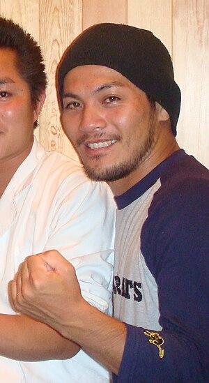 Kenji Osawa - Image: Kenji Ohsawa on August 27 2008