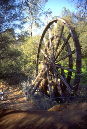 Kennedy Mine - Kennedy mining wheel