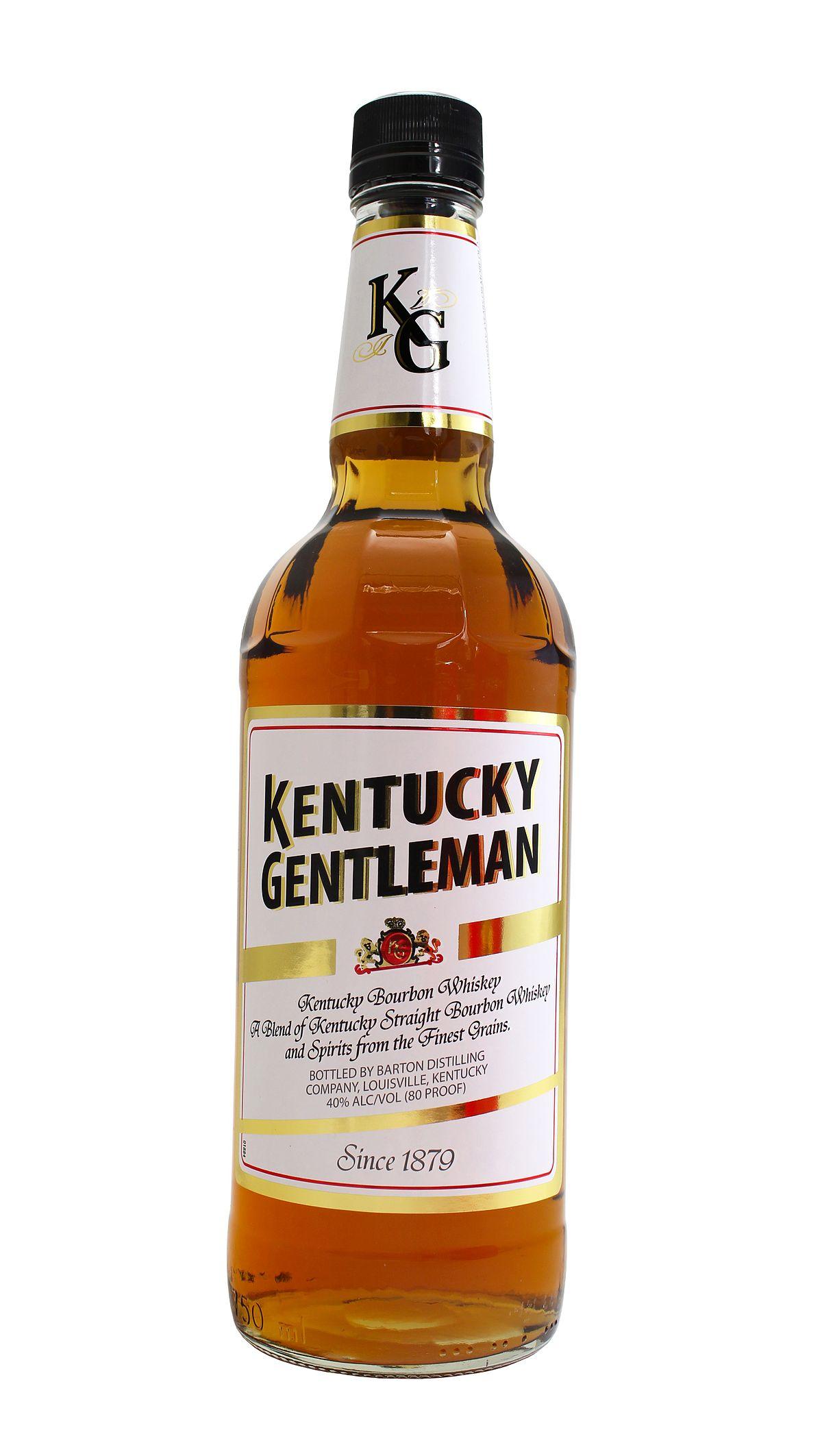 Kentucky Gentleman Wikipedia