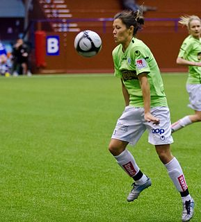 Jane Törnqvist International footballer