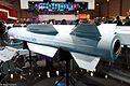 Kh-58UShKE IRR anti-radiation missile at MAKS-2015 03.jpg