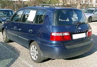 Kia Carens - Kia Carens (facelift)