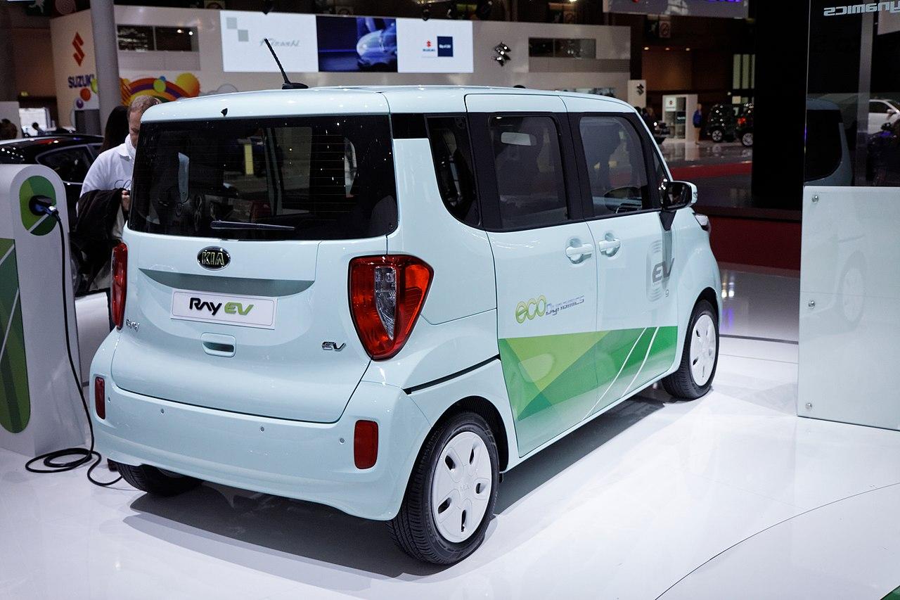 File Kia Ray Ev Mondial De L 39 Automobile De Paris 2012