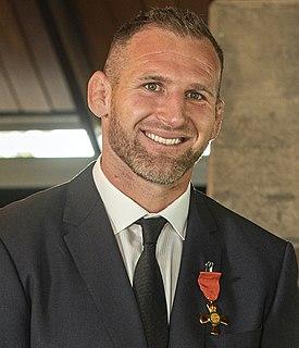Kieran Read New Zealand rugby union player