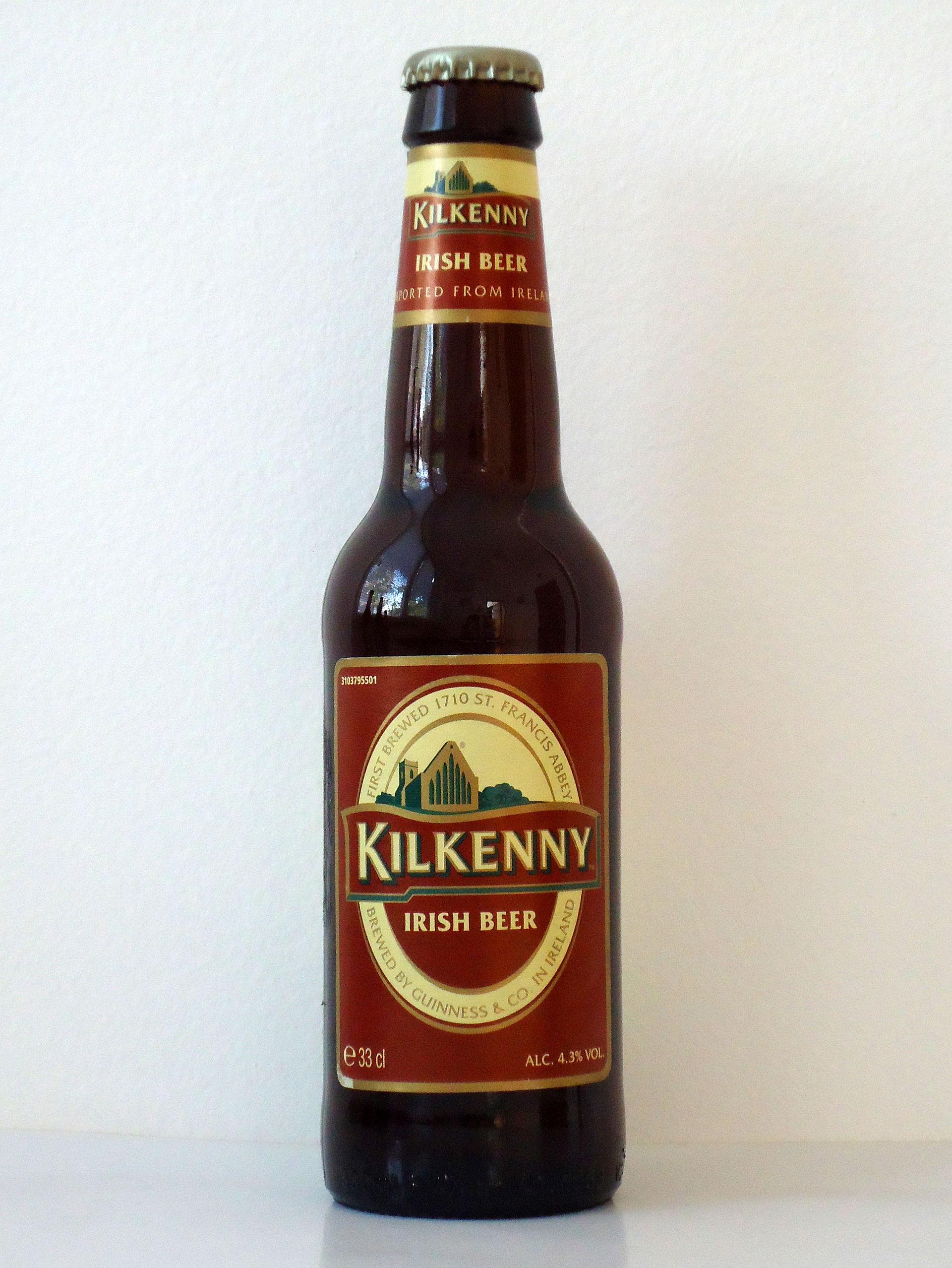 Kilkenny beer wikipedia for Guinness beer in ireland