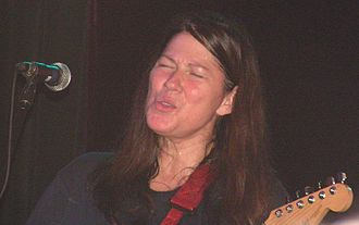 Pod (The Breeders album) - Kim Deal performing live in 2008