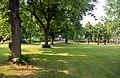 Kinderdorp Neerbosch in Neerbosch West, park tegenover de Beth-el kerk.jpg