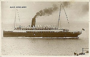 SS King Orry (1913) - King Orry