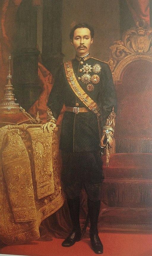 King Chulalongkorn, Thailand