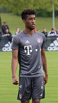 Kingsley Coman Training 2017-05 FC Bayern Muenchen-2 (cropped).jpg