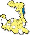 Kirchheim bei Muenchen - Lage im Landkreis.png
