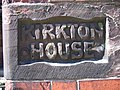 Kirkton House Name Stone - geograph.org.uk - 497158.jpg