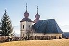 Klagenfurt Villacher Vorstadt Kreuzbergl Kalvarienbergkirche 29012018 2440.jpg