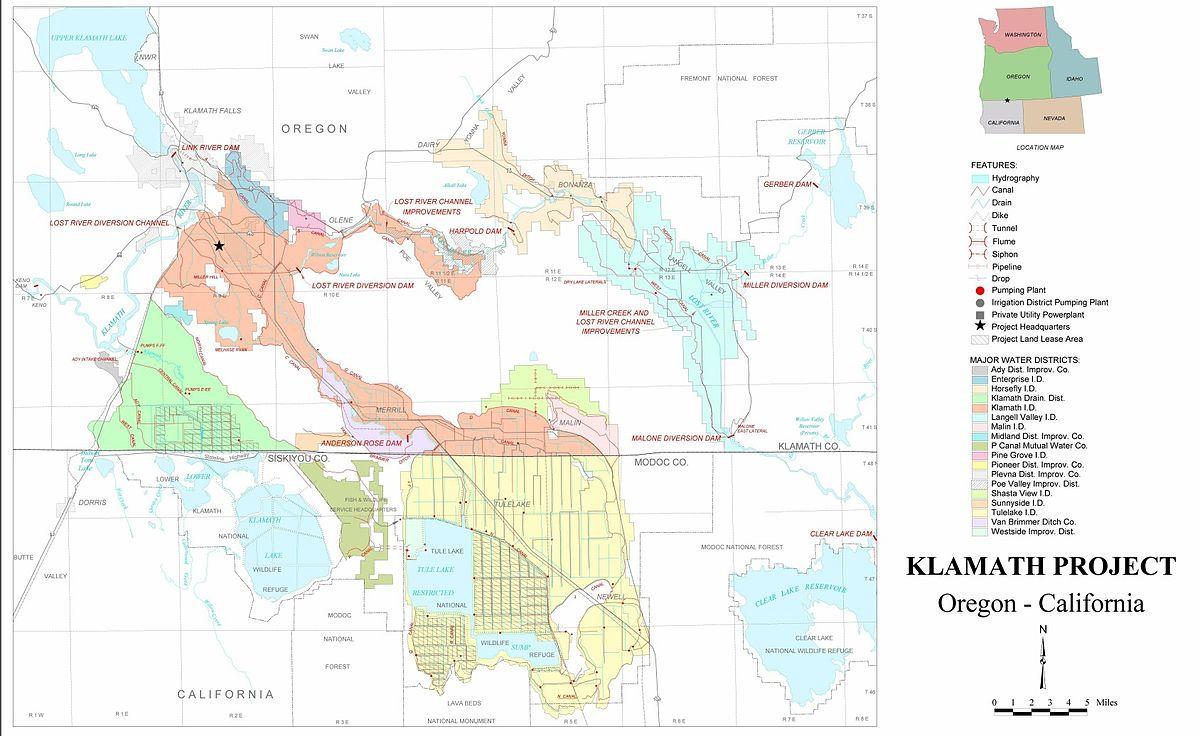 Klamath project wikipedia platinumwayz