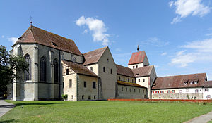 Reichenau, Baden-Württemberg - Saint Mary Church and Monastery