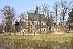 Kościół św. Katarzyny w Tenczynku.JPG