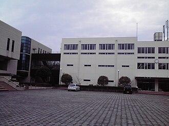 Kogakkan University - On-campus temple