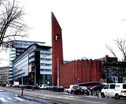 Hoe gaan naar Bos en Lommerplein met het openbaar vervoer - Over de plek