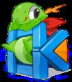 Konqi Mascot Frameworks.png