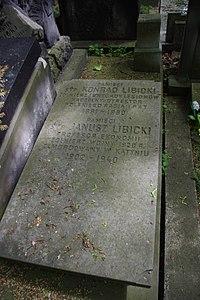 Konrad Libicki grób.JPG