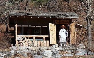 Yeongwol County - Image: Korea Yeongwol Sketch 01 (8228243829)